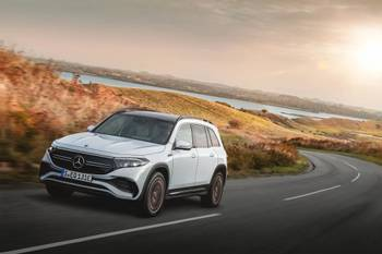 Mercedes-Benz Plans EQB Electric SUV for U.S.