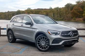 2020 Mercedes-Benz GLC-Class Review: Fast and Fancy Family Haulers