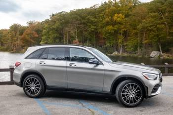 10 Biggest Car Reviews of 2020: Mercedes-Benz GLC-Class Outclasses 'Em All
