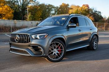 2021 Mercedes-AMG GLE63 S Review: AMG? More Like OMG