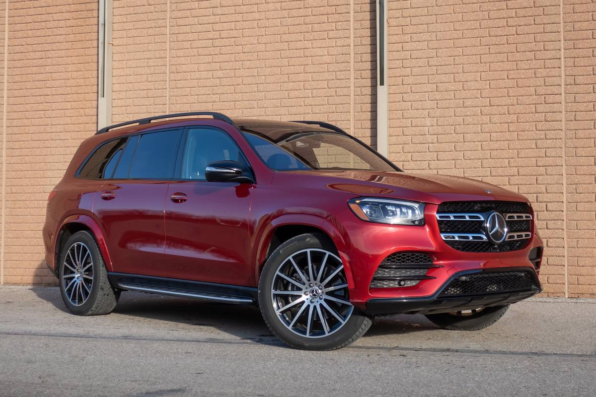 2020 Mercedes-Benz GLS450/580 Review: Panache at a Price