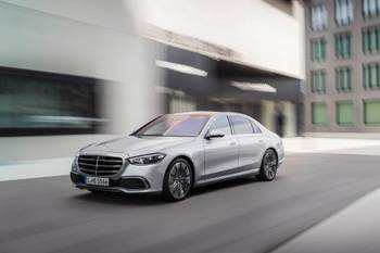 2021 Mercedes-Benz S-Class: It's What's Inside That Counts