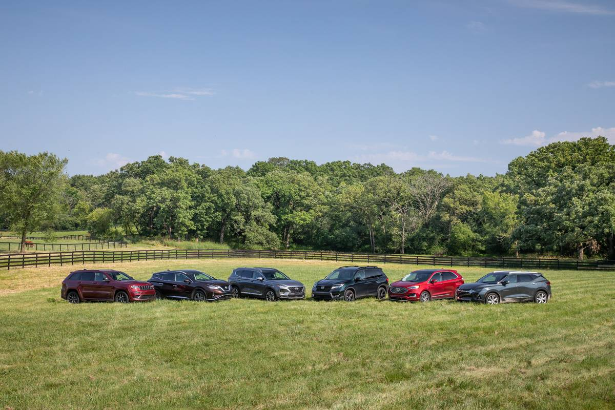 2019 Mid-Size SUV Challenge Video: Can the Nissan Murano Be Beat?