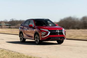 2022 Mitsubishi Eclipse Cross Quick Spin: Looks Better, Works Better
