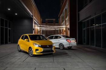 2021 Mitsubishi Mirage: Not the Cheapest New Car, But It's Close