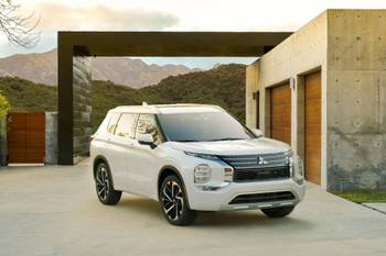 2022 Mitsubishi Outlander: More Space, More Tech and a Lot More Styling