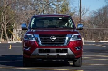 2021 Nissan Armada: 5 Pros, 4 Cons
