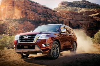 2021 Nissan Armada Refresh: More Plush, More Punch