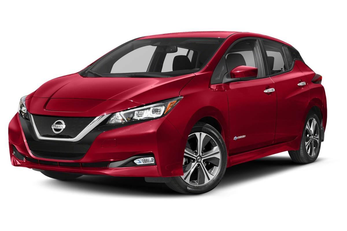 2020 Nissan Leaf: Recall Alert