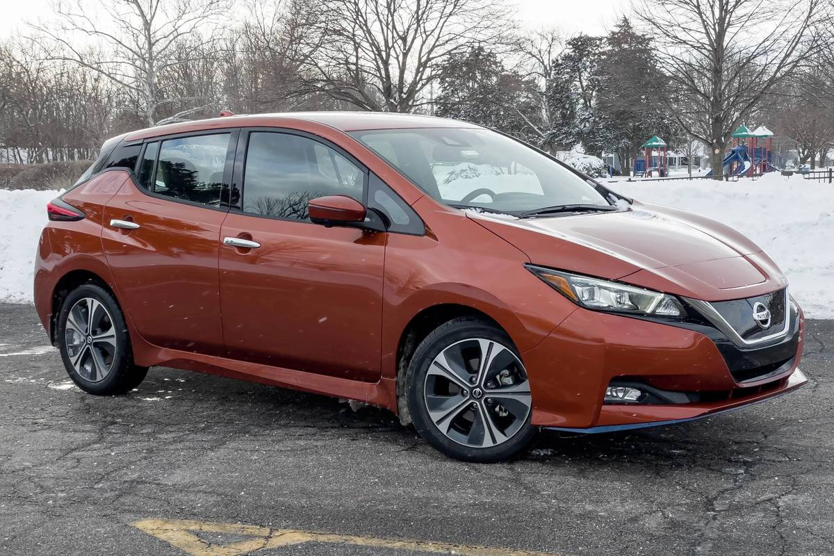2021 Nissan Leaf Review: Is It Still Relevant?