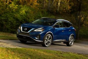 Here's What the 2021 Nissan Murano Costs