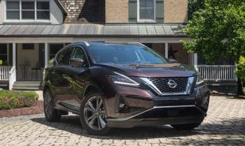 How Do Car Seats Fit in a 2020 Nissan Murano?