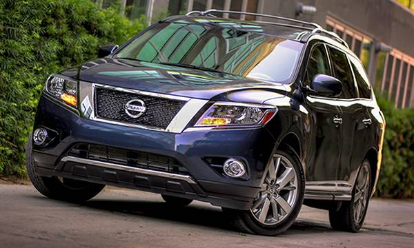 Turn Off the Bright Lights: Nissan Recalls 267,000 Pathfinders for Faulty Brakelights