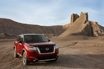 2022 Nissan Pathfinder: Going Rogue