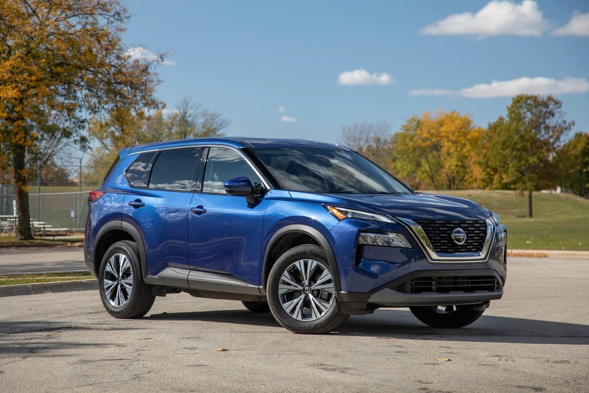 2021 Nissan Rogue Review More Steps Forward Than Backward News Cars Com