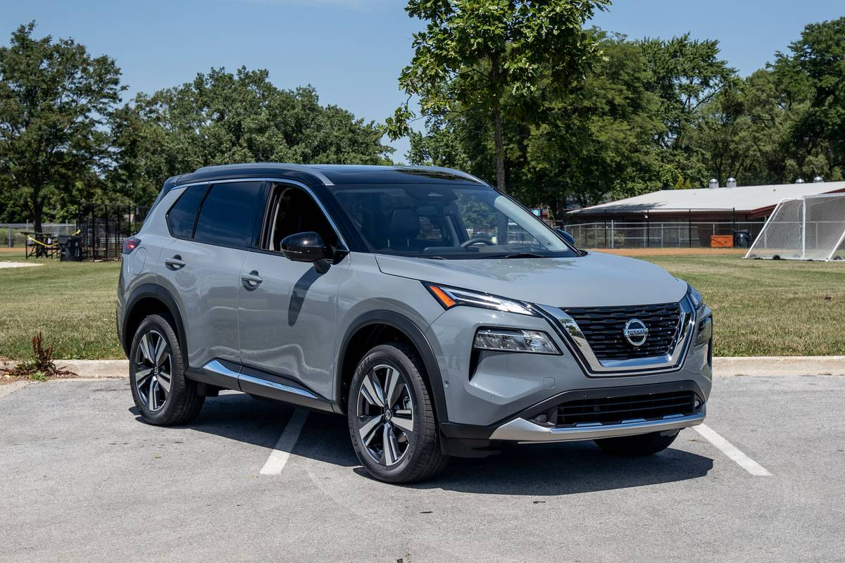2021 Nissan Rogue's Interior Makes Strong Turnaround