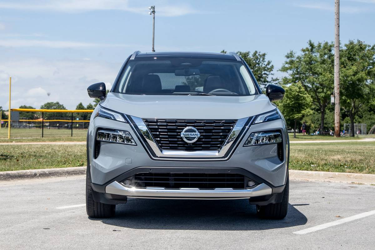 2021 nissan rogue first look video looks good so far but