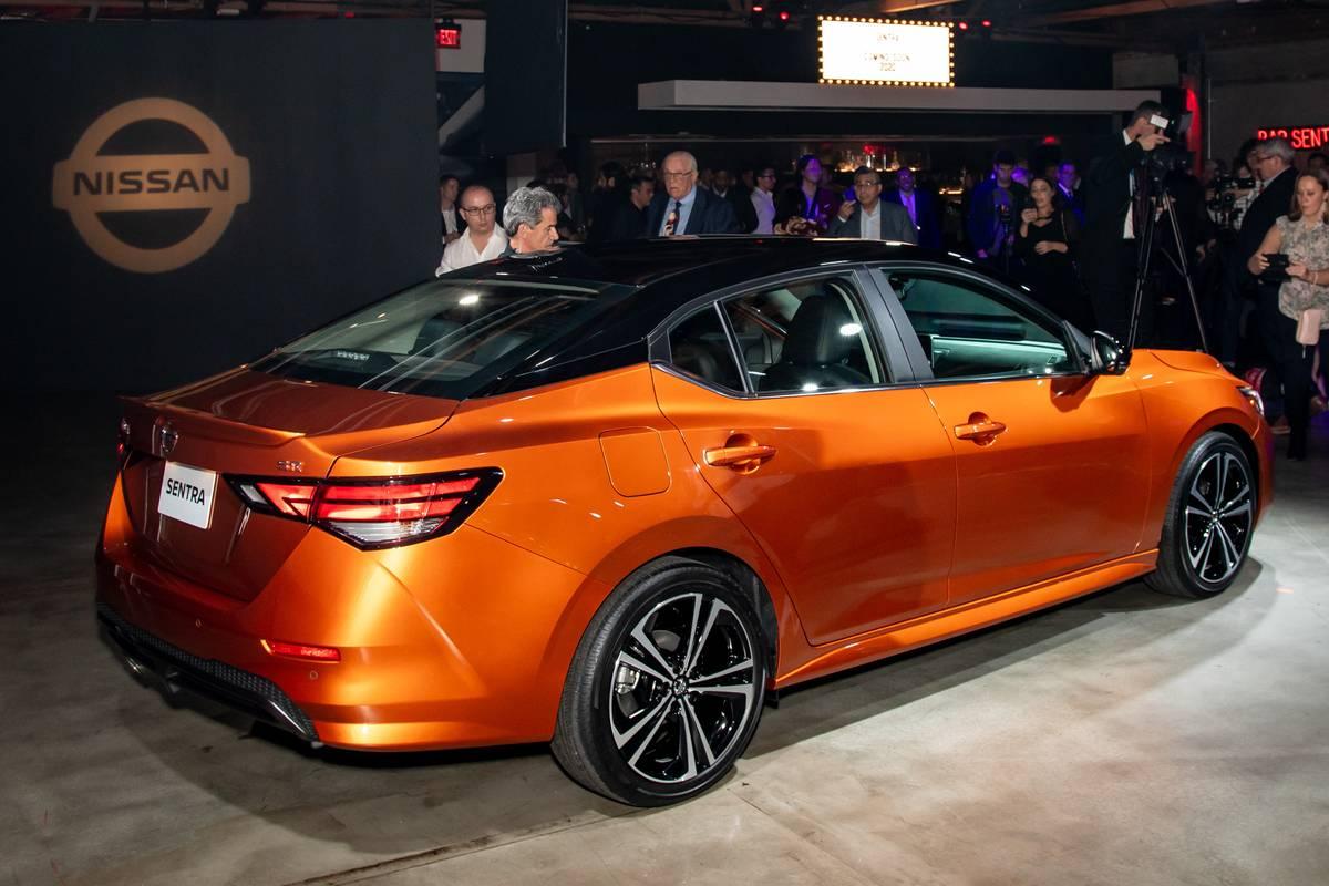 26+ 2020 Sentra Orange