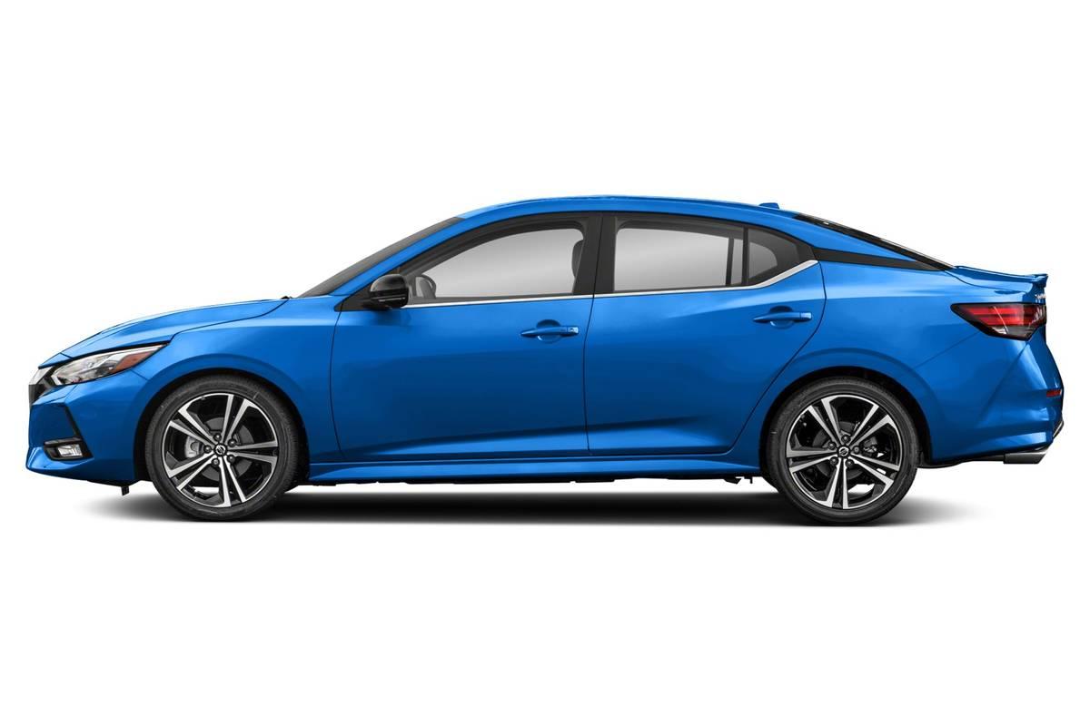 2020 Nissan Sentra: Recall Alert