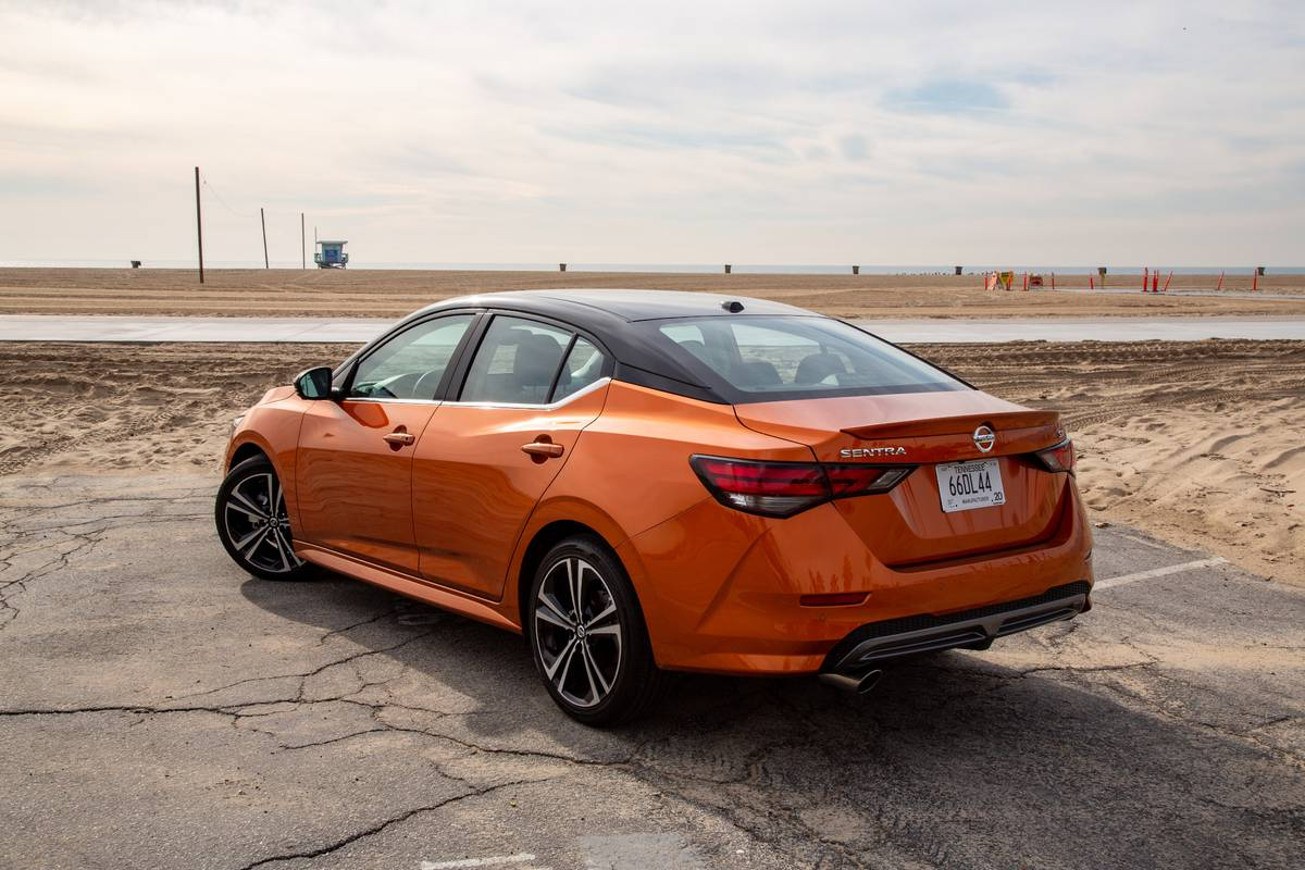 2020 Nissan Sentra 6 Things We Like And 3 Not So Much News Cars Com
