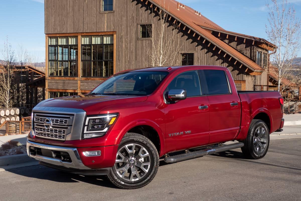 2020 Nissan Titan Review: No Longer a 'Yeah, But' Truck