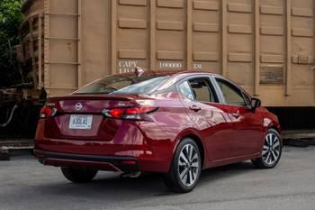 2020 Nissan Versa Review: Not as Cheap, Much Better Value