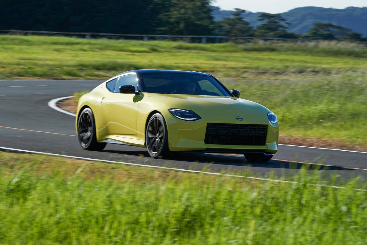 Nissan Z Proto Video: 'Proto' in This Case Means 'Pretty Much What the Z Will Be'