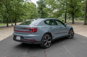 2021 Polestar 2 Review: Is This the Future of Sports Sedans?