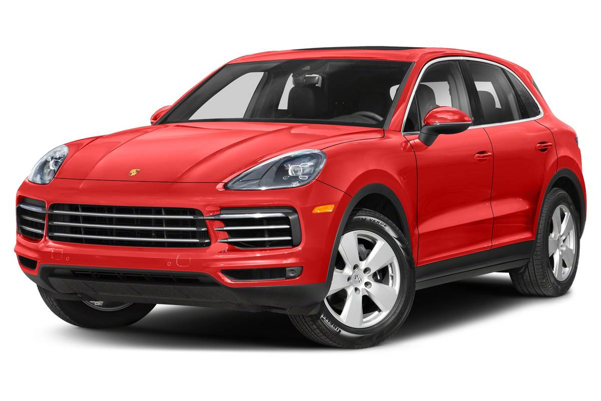 2020 Porsche Cayenne Specs Price Mpg Reviews Cars Com