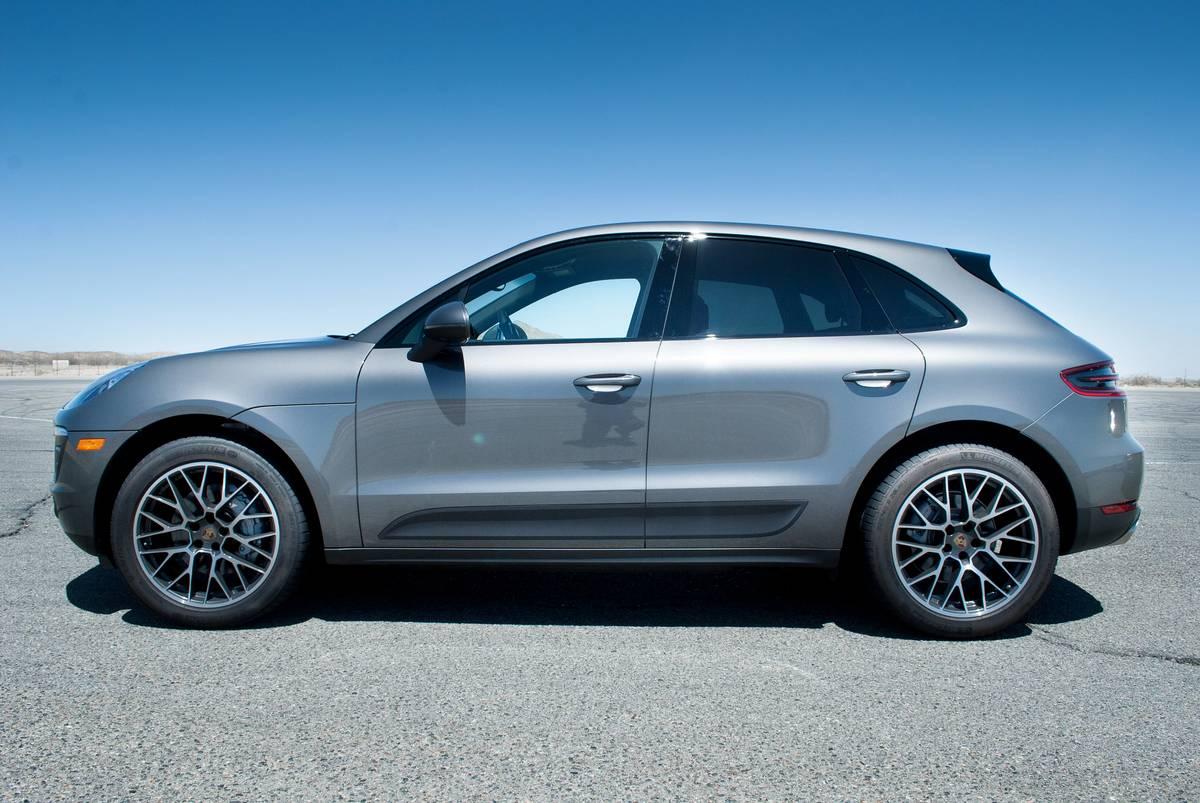 2015-18 Porsche Macan Recalled for Airbag Issue