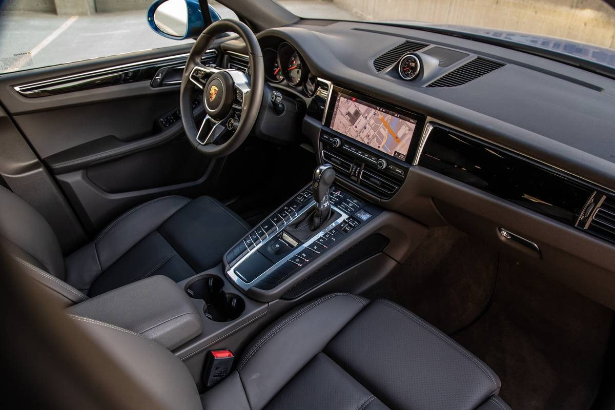 2020 Porsche Macan 2 Things We Like And 5 We Don T News Cars Com