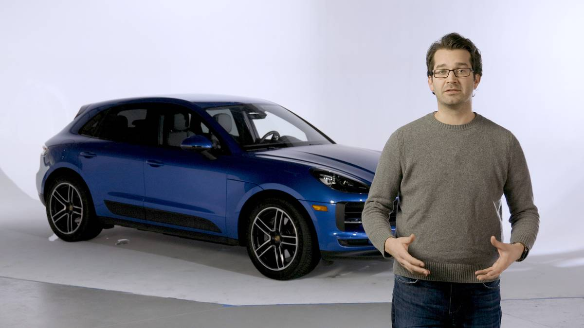 2020 Porsche Macan Video: IPhone Users May Just Have to Adapt