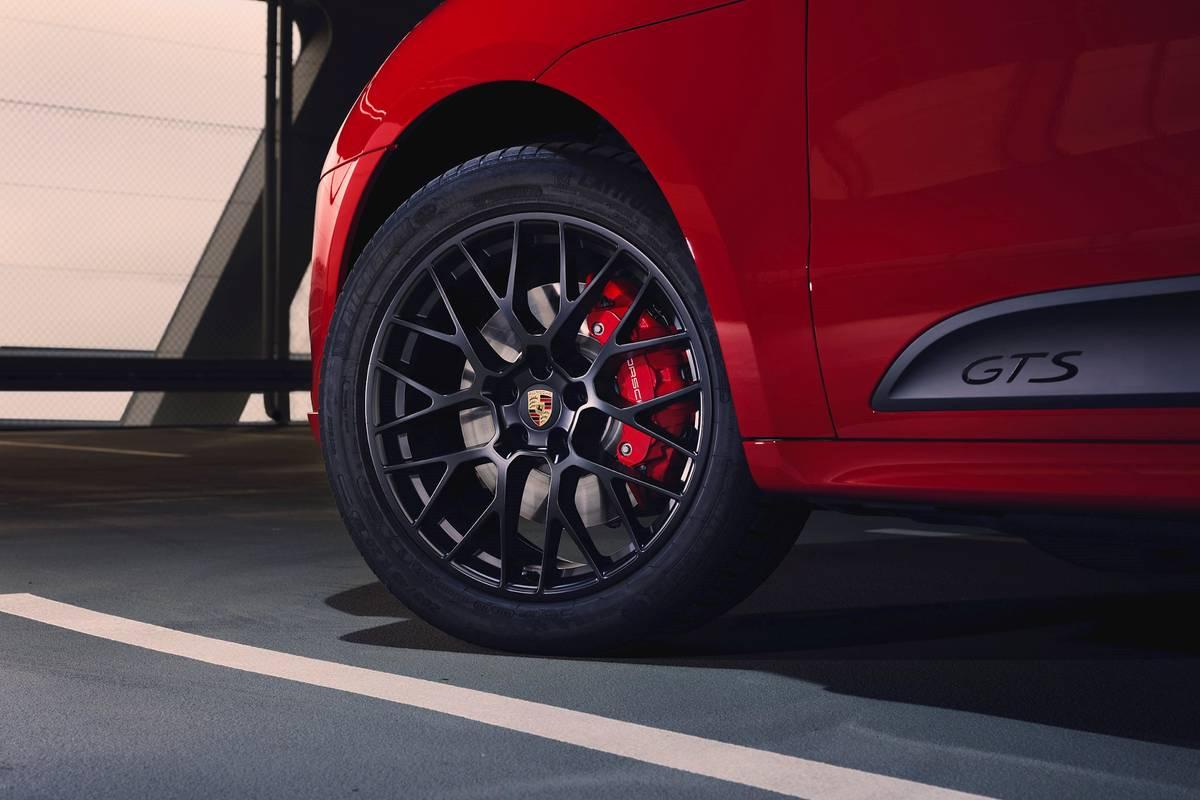 2020 Porsche Macan Gts Electric Can Wait News Cars Com