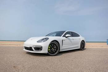 2021 Porsche Panamera 4S E-Hybrid Review: An Efficient, High-Performance Cruiser