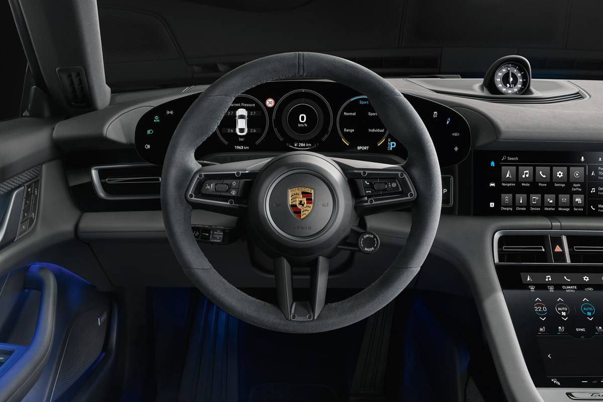 Porsche Just Saved You 47 Grand On The Price Of A 2020 Taycan News Cars Com