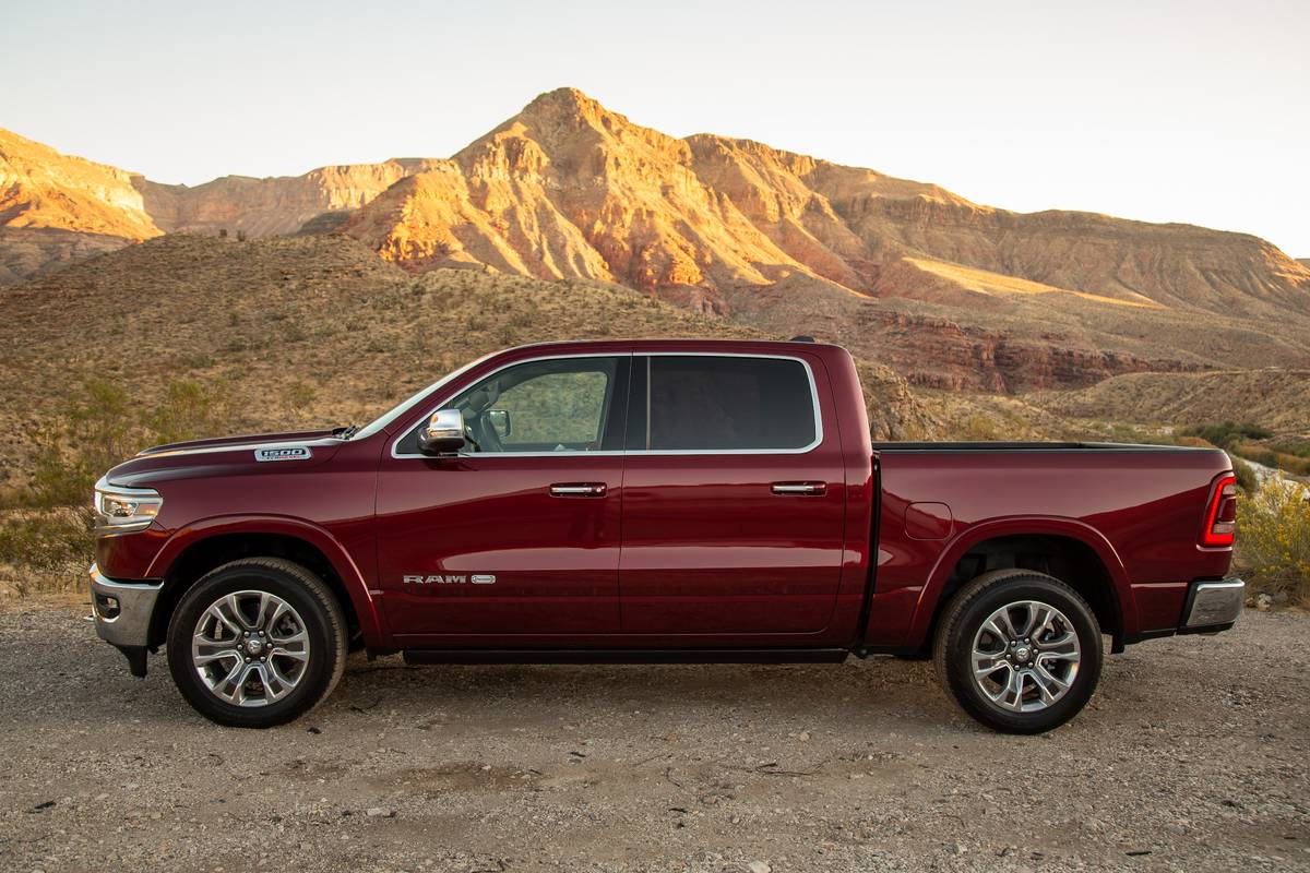 All the Pickup Truck News: 2020 Ram 1500 EcoDiesel Real-World MPG, 232K Ford F-Series Super Duty Recall and More