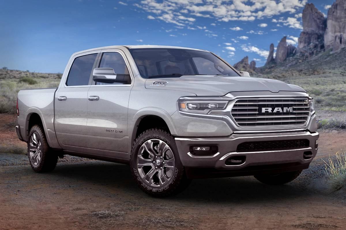2021 Ram 1500 Laramie