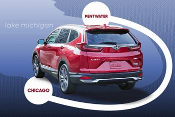 2020 Honda CR-V Hybrid: Real-World Gas Mileage