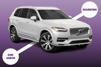 How Far Can a 2020 Volvo XC90 T8 Plug-In Hybrid Go on Electricity Alone?