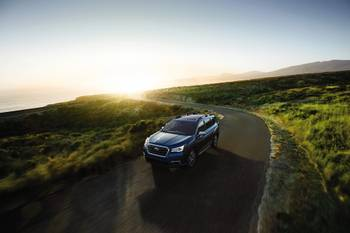 2021 Subaru Ascent's Higher-Rated Standard Headlights Light the Way to Top Safety Rating
