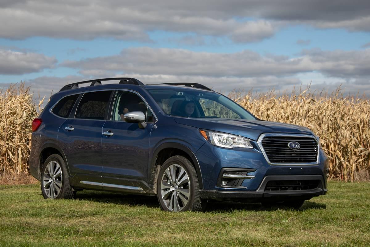 How Do Car Seats Fit in a 2020 Subaru Ascent?
