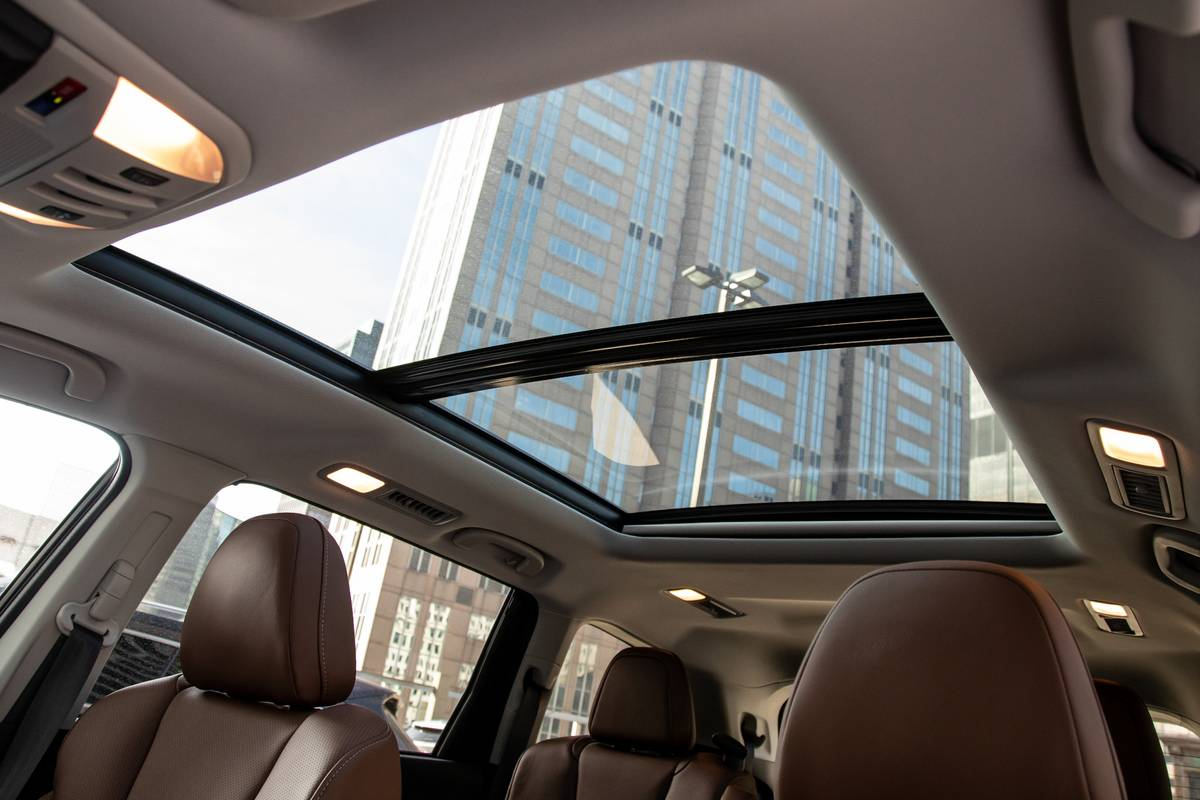 Which Cars Have Panoramic Moonroofs For 2020 News Cars Com