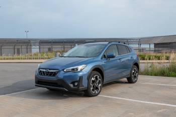 2021 Subaru Crosstrek Review: Bigger Is (Mostly) Better