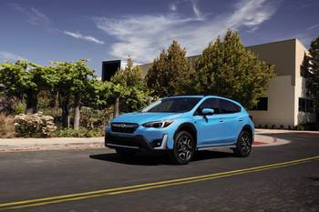 Here's What the 2021 Subaru Crosstrek Hybrid Costs