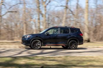2021 Subaru Forester Review: Worthy Contender