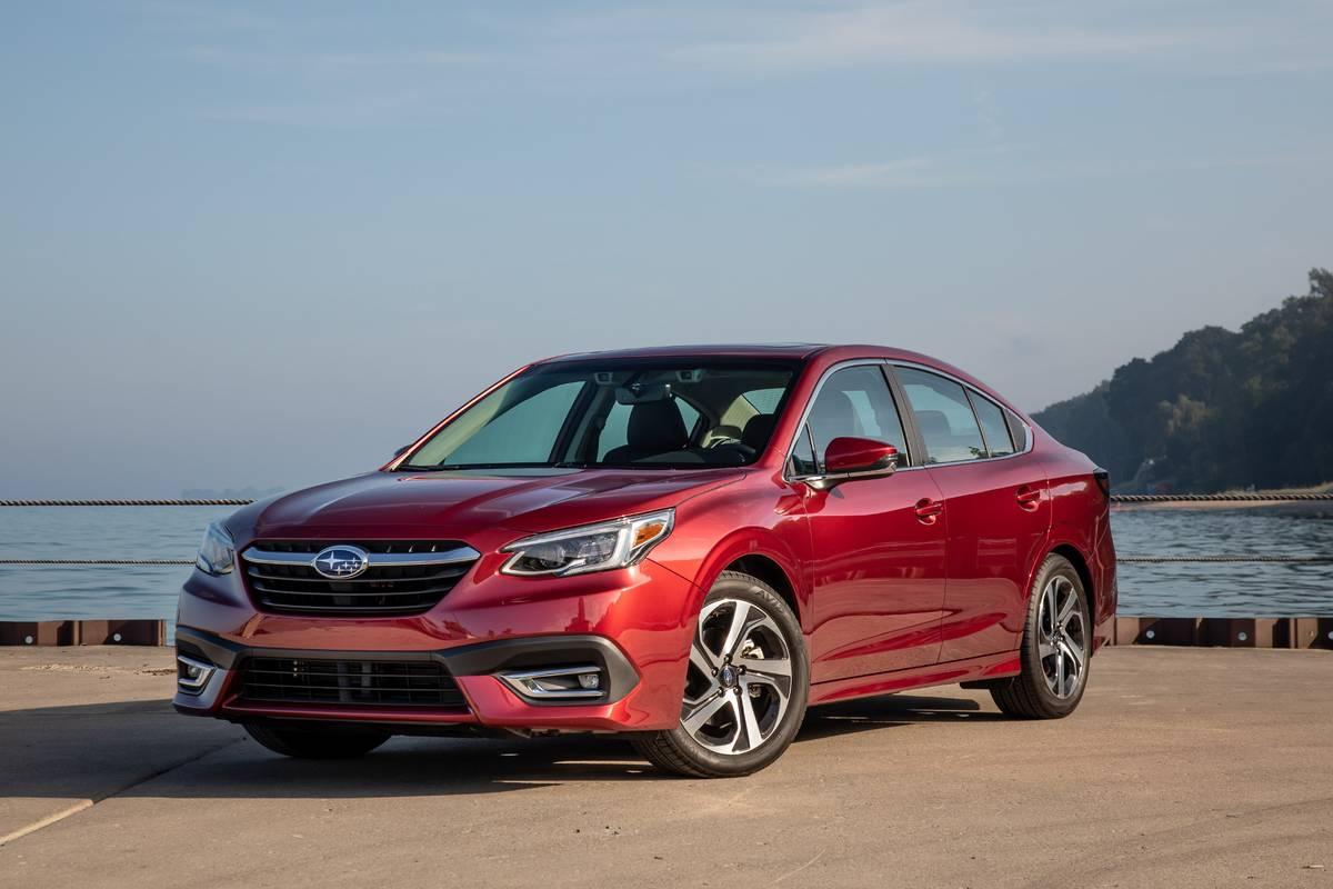 2020 Subaru Legacy Review: Boring in the Best Ways