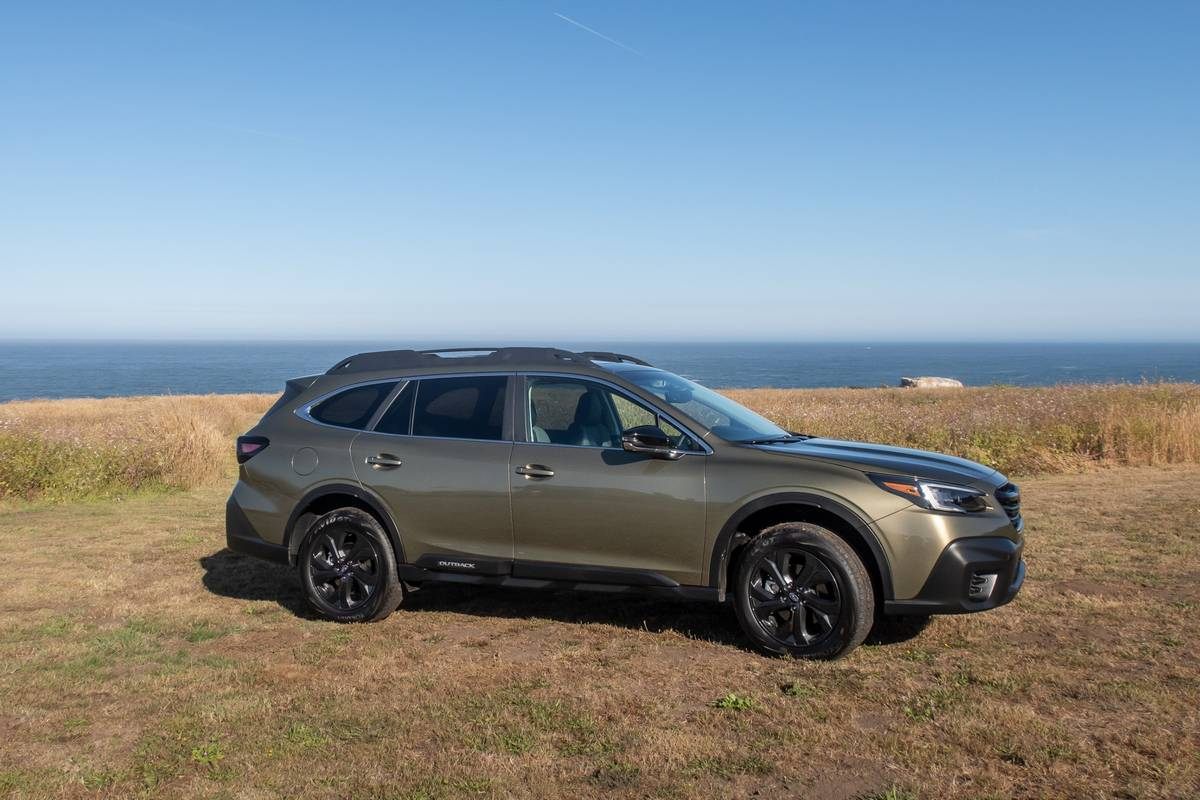 2020 Subaru Outback First Drive Your Budget Volvo Crosscountry Has Arrived News Cars Com