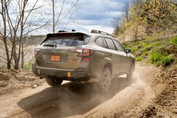 2022 Subaru Outback Wilderness First Drive: More of What Outback Owners Love