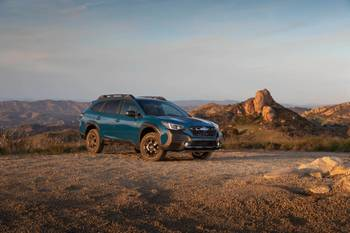 2022 Subaru Outback Wilderness Price Starts Just Over $38,000