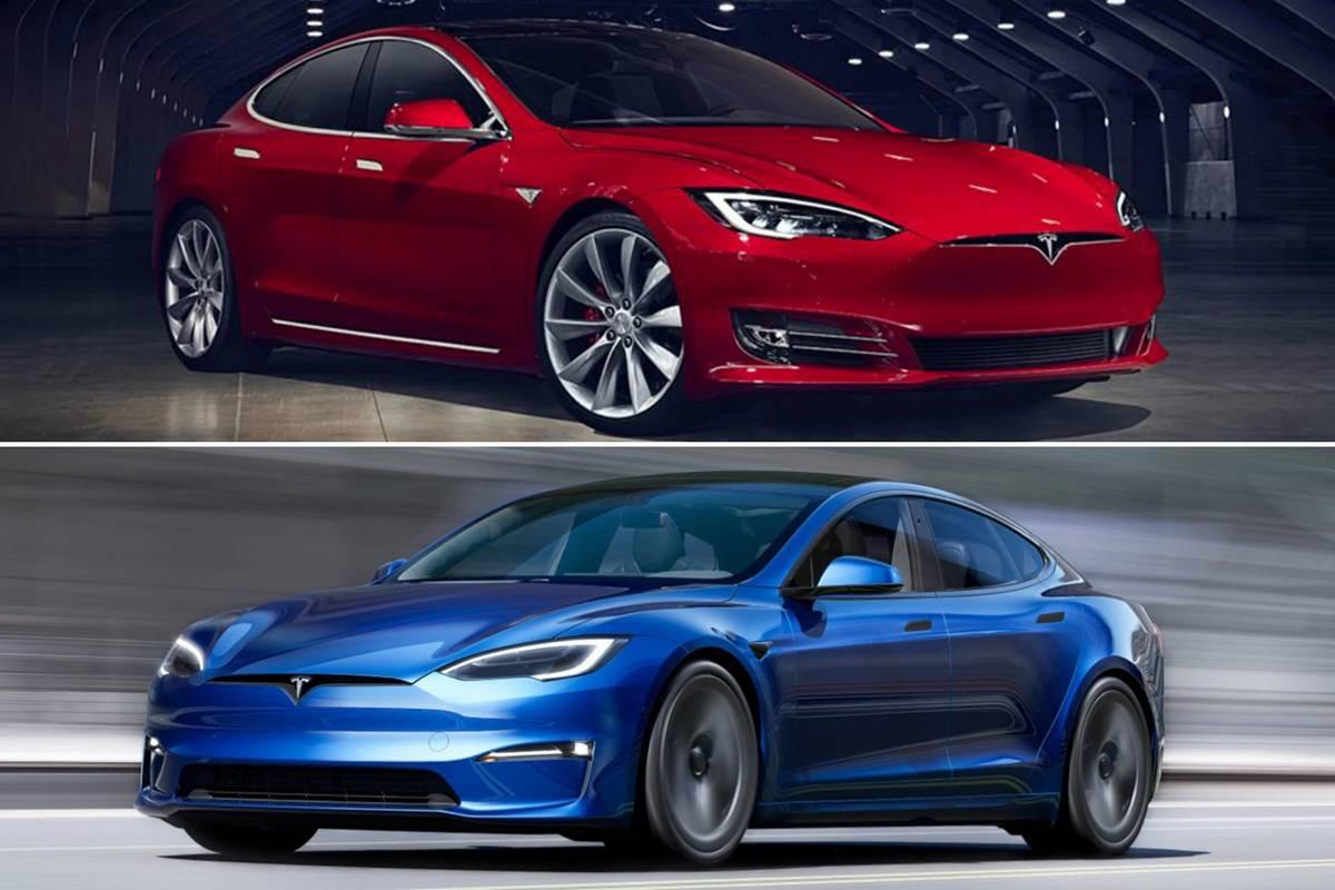 2021 Tesla Model S Model X Get Interior Refresh But No Shifter News Cars Com